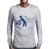 Say what again! Mens Long Sleeve T-Shirt