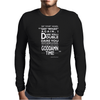 Say What Again Mens Long Sleeve T-Shirt
