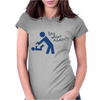 Say what again! Womens Fitted T-Shirt