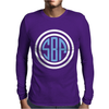 Sba Buenos Aires Subway Mens Long Sleeve T-Shirt