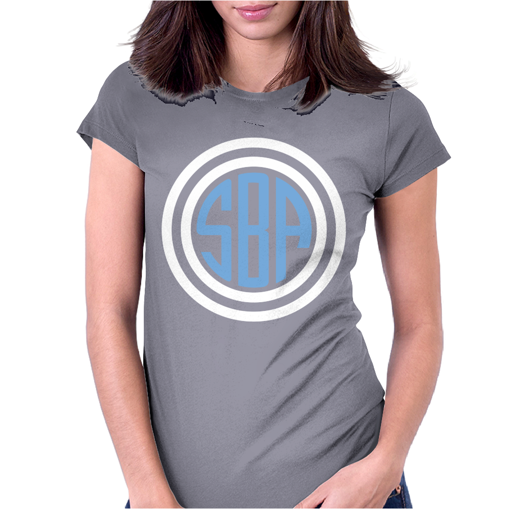 Sba Buenos Aires Subway Womens Fitted T-Shirt