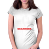 Scanners Cronenberg 80s Womens Fitted T-Shirt