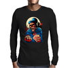 Scary Old Man Mens Long Sleeve T-Shirt