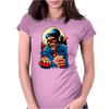 Scary Old Man Womens Fitted T-Shirt