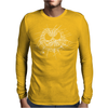 Scary  Web Mens Long Sleeve T-Shirt