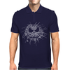 Scary  Web Mens Polo