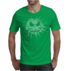 Scary  Web Mens T-Shirt