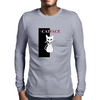 scatface, funny parody Mens Long Sleeve T-Shirt