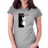 scatface, funny parody Womens Fitted T-Shirt