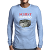 Schist Happens Mens Long Sleeve T-Shirt