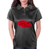 Schnell, schnell! fish RED Womens Polo