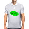 Schnell, shnell! fish GREEN Mens Polo