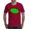 Schnell, shnell! fish GREEN Mens T-Shirt