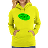 Schnell, shnell! fish GREEN Womens Hoodie
