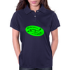 Schnell, shnell! fish GREEN Womens Polo