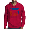 Schnoodle Sports Logo Mens Hoodie