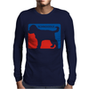 Schnoodle Sports Logo Mens Long Sleeve T-Shirt