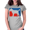 Schnoodle Sports Logo Womens Fitted T-Shirt