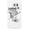 Schrödinger's Cat Phone Case