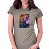 Sci-Fi Womens Fitted T-Shirt
