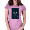 Science twister Womens Fitted T-Shirt