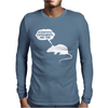 Scientific Experiments Are Fun Mens Long Sleeve T-Shirt