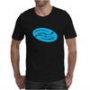 Scnhell, scnell! fish BLUE Mens T-Shirt