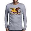Scooter Vintage Mens Long Sleeve T-Shirt