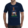 Scotland Rugby 2nd Row Forward World Cup Mens T-Shirt