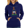 Scotland Rugby 2nd Row Forward World Cup Womens Hoodie