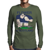 Scotland Rugby Forward World Cup Mens Long Sleeve T-Shirt