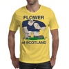 Scotland Rugby Forward World Cup Mens T-Shirt