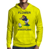 Scotland Rugby Kicker World Cup Mens Hoodie