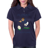 Scotland Rugby Kicker World Cup Womens Polo