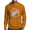 Scott Pilgrim vs The World bass guitar rockband vintage show movie tee Mens Hoodie