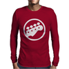 Scott Pilgrim vs The World bass guitar rockband vintage show movie tee Mens Long Sleeve T-Shirt