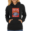 Scraping Foetus Off The Wheel - Nail Womens Hoodie
