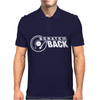 Scratch Back Mens Polo