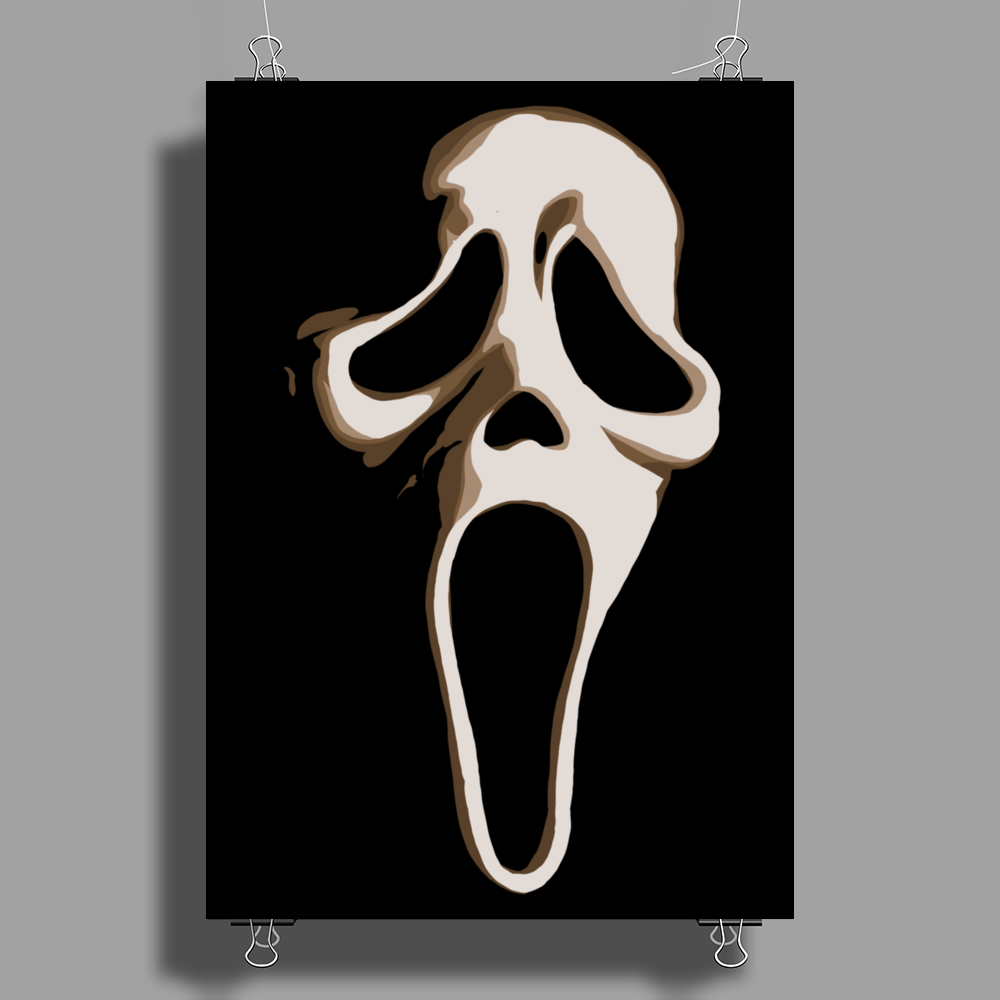 SCREAM ! Poster Print (Portrait)