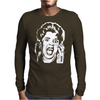 Screamer Girl Mens Long Sleeve T-Shirt
