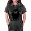 Screaming Skull Womens Polo