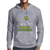 Screw Your Lab Safety I Want Super Powers Mens Hoodie
