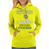 Screw Your Lab Safety I Want Super Powers Womens Hoodie