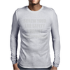 SCREW YOUR LAB SAFETY I WANT SUPERPOWERS Mens Long Sleeve T-Shirt