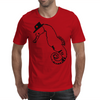 Seahorse with hat Mens T-Shirt