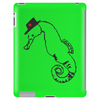 Seahorse with hat Tablet (vertical)