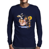 seaman Mens Long Sleeve T-Shirt