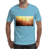 seated Mens T-Shirt