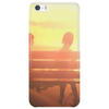 seated Phone Case