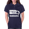 Seattle Seahawks 2 Womens Polo